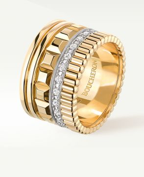 QUATRE RADIANT EDITION RING - JRG01987