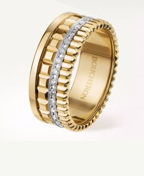 QUATRE RADIANT EDITION SMALL RING - JRG02487