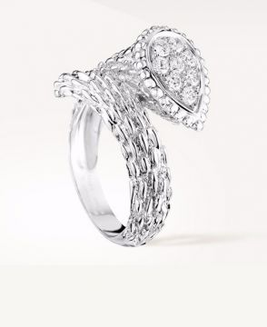 SERPENT BOHÈME RING - JRG04CDB1