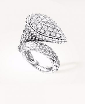 SERPENT BOHÈME LARGE RING - JRG01894