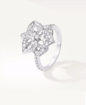 PENSÉE DE DIAMANTS SMALL RING - JRG02169