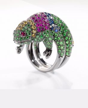MASY, THE CHAMELEON RING - JRG00027