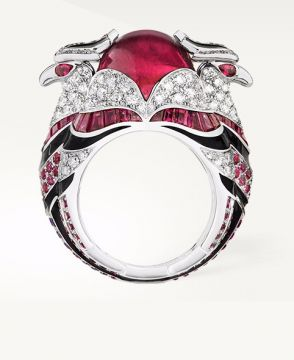 CHINHA, THE EAGLE RING - JRG02638
