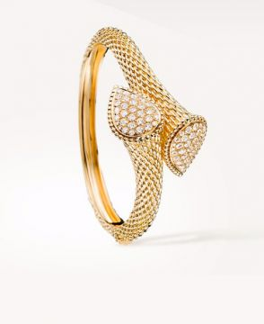 SERPENT BOHÈME BANGLE BRACELET - JBT00214M