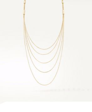 QUATRE RADIANT EDITION LONG NECKLACE - JCL00807