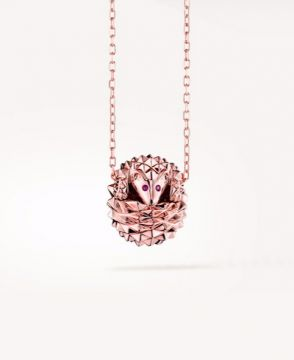HANS, THE HEDGEHOG PENDANT - JPN00121