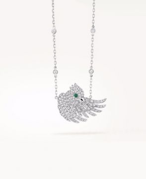 NURI, THE COCKATOO PENDANT DIAMONDS - JPN00470