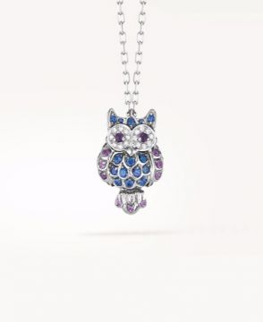 NOCTUA, THE OWL PENDANT - JPN00501