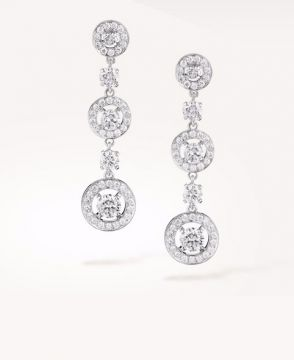 AVA ROUND PENDANT EARRINGS - JCO00134