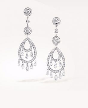 CINNA PAMPILLES PENDANT EARRINGS - JCOT6PFA02