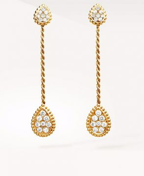 SERPENT BOHÈME PENDANT EARRINGS - JCO00963