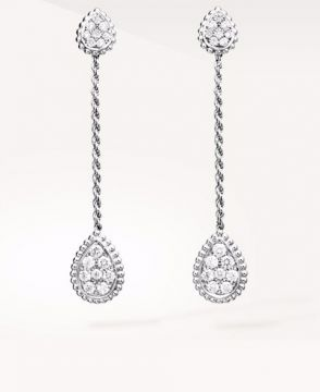 SERPENT BOHÈME PENDANT EARRINGS - JCO00944