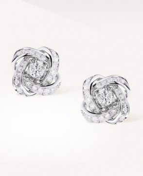 PIVOINE STUD EARRINGS - JCO00864