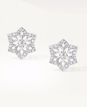 PENSÉE DE DIAMANTS SMALL STUDS - JCO01026