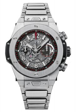 BIG BANG UNICO TITANIUM BRACELET 45 mm  - 411.NX.1170.NX