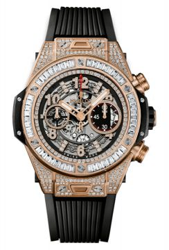 BIG BANG UNICO KING GOLD JEWELLERY 45 mm - 411.OX.1180.RX.0904