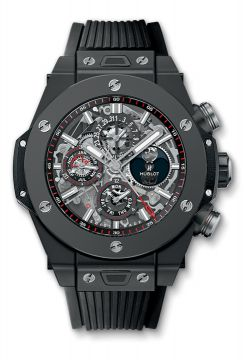 BIG BANG UNICO PERPETUAL CALENDAR BLACK MAGIC 45 mm - 406.CI.0170.RX