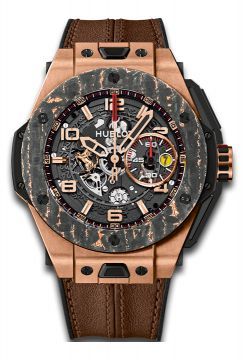 BIG BANG FERRARI KING GOLD CARBON 45 mm - 401.OJ.0123.VR