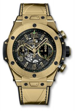 Big Bang Unico Yellow Gold Usain Bolt  45 mm - 411.VX.1189.VR.USB16