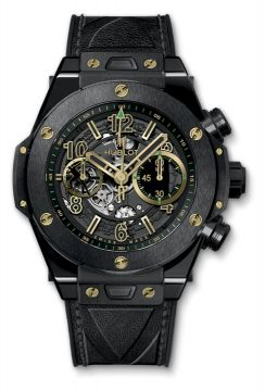 Big Bang Unico Ceramic Usain Bolt  45 mm - 411.CX.1189.VR.USB16