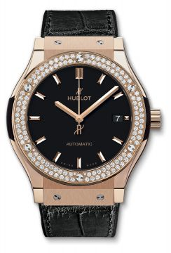 CLASSIC FUSION KING GOLD DIAMONDS 45 mm - 511.OX.1181.LR.1104