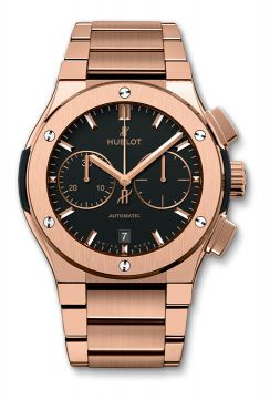 CLASSIC FUSION CHRONOGRAPH KING GOLD BRACELET 45 mm - 520.OX.1180.OX