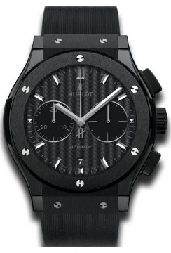 CLASSIC FUSION CHRONOGRAPH BLACK MAGIC 45 mm - 521.CM.1771.RX
