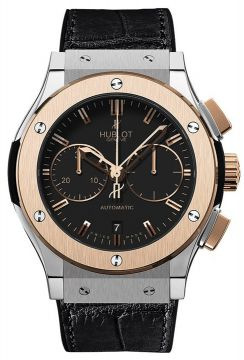 CLASSIC FUSION CHRONOGRAPH TITANIUM KING GOLD 45 mm - 521.NO.1181.LR
