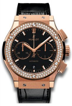 CLASSIC FUSION CHRONOGRAPH KING GOLD DIAMOND 45 mm - 521.OX.1181.LR.1104
