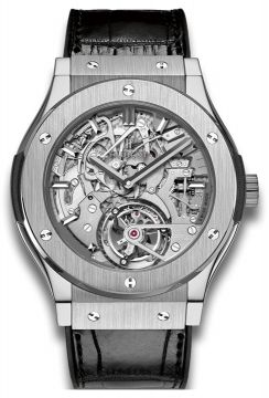 CLASSIC FUSION TOURBILLON CATHEDRAL MINUTE REPEATER TITANIUM 45 mm - 504.NX.0170.LR