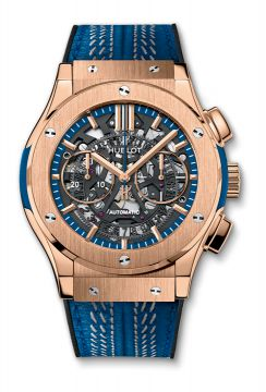 CLASSIC FUSION AEROFUSION 2016 ICC WORLD TWENTY20 KING GOLD 45 mm - 525.OX.0129.VR.ICC16