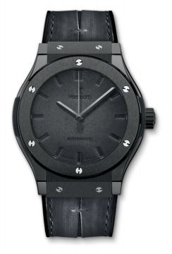 CLASSIC FUSION BERLUTI ALL BLACK 45 mm - 511.CM.0500.VR.BER16
