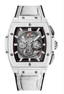SPIRIT OF BIG BANG WHITE CERAMIC - 601.HX.0173.LR