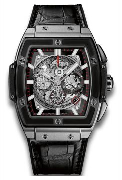 SPIRIT OF BIG BANG TITANIUM CERAMIC - 601.NM.0173.LR