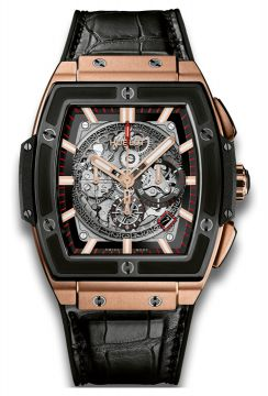 SPIRIT OF BIG BANG KING GOLD CERAMIC - 601.OM.0183.LR
