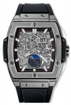 SPIRIT OF BIG BANG MOONPHASE TITANIUM 42 mm - 647.NX.1137.RX