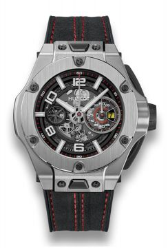 BIG BANG FERRARI UNICO TITANIUM 45 mm - 402.NX.0123.WR