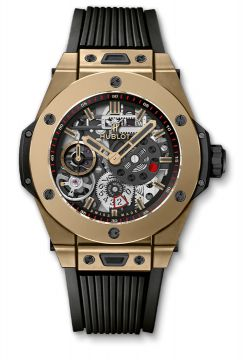 BIG BANG MECA-10 FULL MAGIC GOLD 45 mm - 414.MX.1138.RX