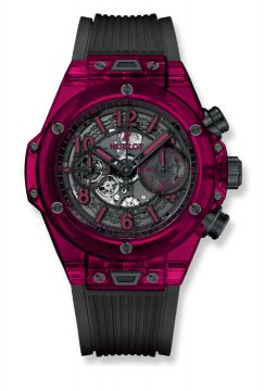 BIG BANG UNICO RED SAPPHIRE 45 mm - 411.JR.4901.RT