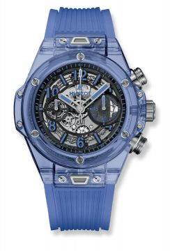 BIG BANG UNICO BLUE SAPPHIRE 45 mm - 411.JL.4809.RT