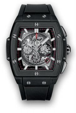 SPIRIT OF BIG BANG BLACK MAGIC 45 mm - 601.CI.0173.RX