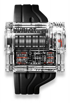 MP MP-07 SAPPHIRE 40 DAYS POWER RESERVE - 907.JX.0001.RX