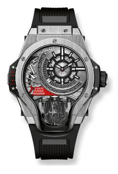 MP MP-09 TOURBILLON BI-AXIS TITANIUM 49 mm - 909.NX.1120.RX