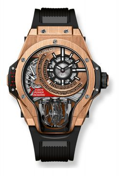 MP MP-09 TOURBILLON BI-AXIS KING GOLD 49 mm - 909.OX.1120.RX