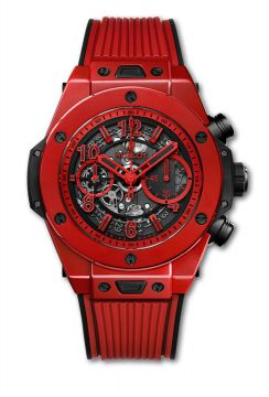 BIG BANG UNICO RED MAGIC 45 mm - 411.CF.8513.RX