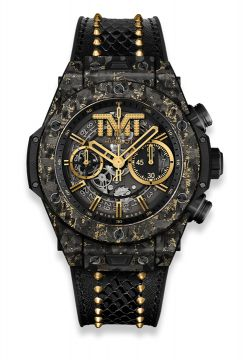 BIG BANG UNICO TMT CARBON GOLD 45 mm - 411.QX.1180.PR.TMT18