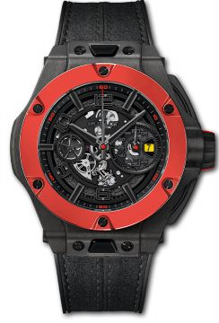 BIG BANG FERRARI UNICO CARBON RED CERAMIC 45 mm - 402.QF.0110.WR