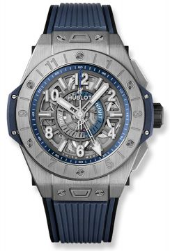 BIG BANG UNICO GMT TITANIUM 45 mm - 471.NX.7112.RX