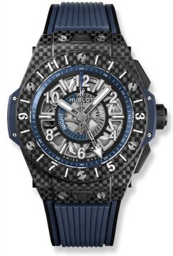 BIG BANG UNICO GMT CARBON 45 mm - 471.QX.7127.RX