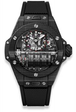 BIG BANG MP-11 POWER RESERVE 14 DAYS 3D CARBON 45 mm - 911.QD.0123.RX